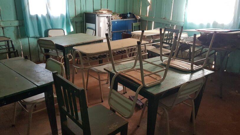 """""""El Gobierno Renovador arregló solamente el 26% de las escuelas"""""""