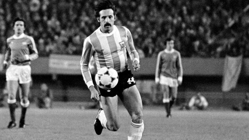 Falleció con coronavirus Leopoldo Jacinto Luque, campeón del Mundo con Argentina en 1978