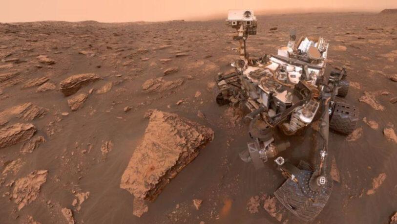La NASA compartió los primeros sonidos grabados en Marte