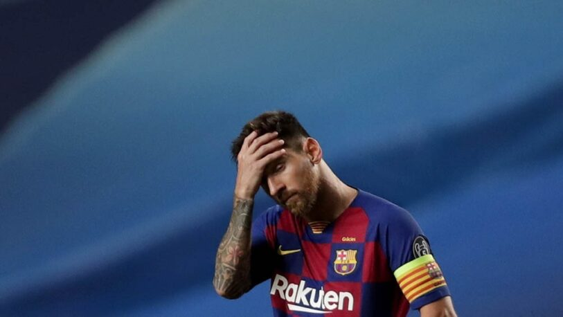 """Messi está """"cansado"""" de los rumores que lo vinculan con el PSG"""