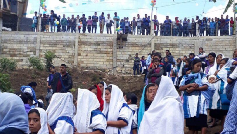 Un poblado indígena de México rechaza vacunarse contra el coronavirus
