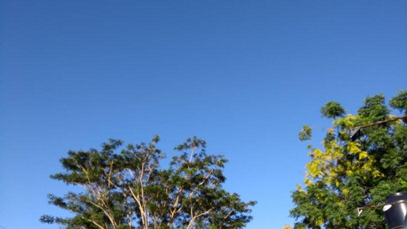 Tiempo: siguen los días calurosos