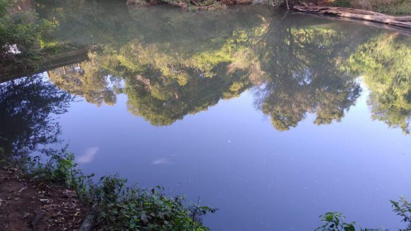Un joven se ahogó en el arroyo El Torto