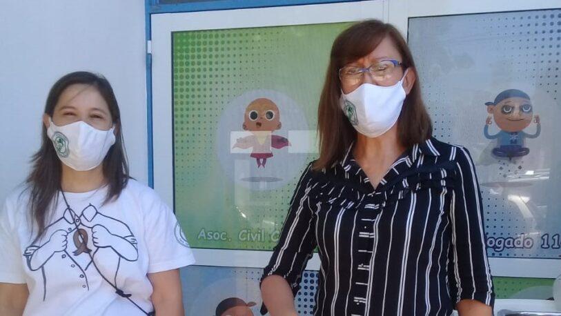 Pese a la pandemia, la ayuda para los niños con cáncer no cesó
