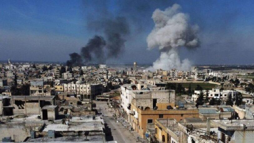 EEUU realizó ataques aéreos en Siria contra instalaciones de milicias