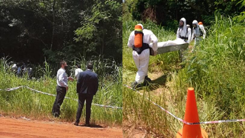 Puerto Iguazú: Identificaron el cuerpo hallado en una zona de maleza