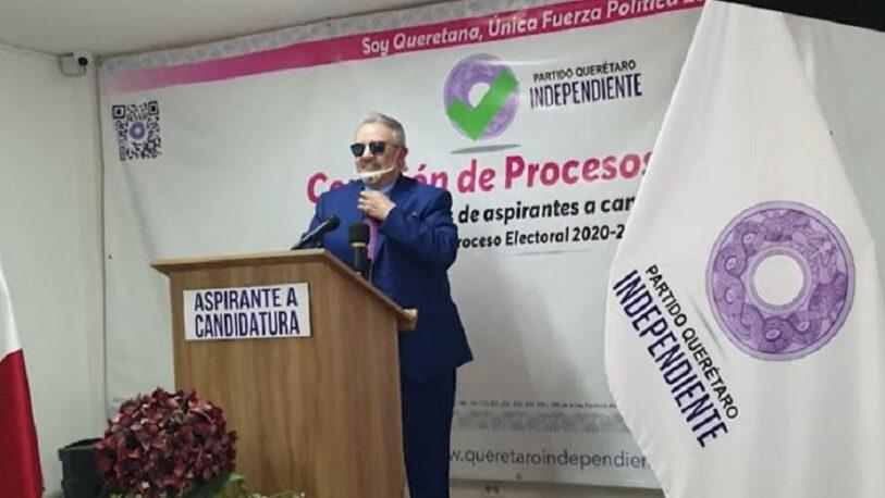 """México: """"Kiko"""" se quedó sin candidaturas en Querétaro"""