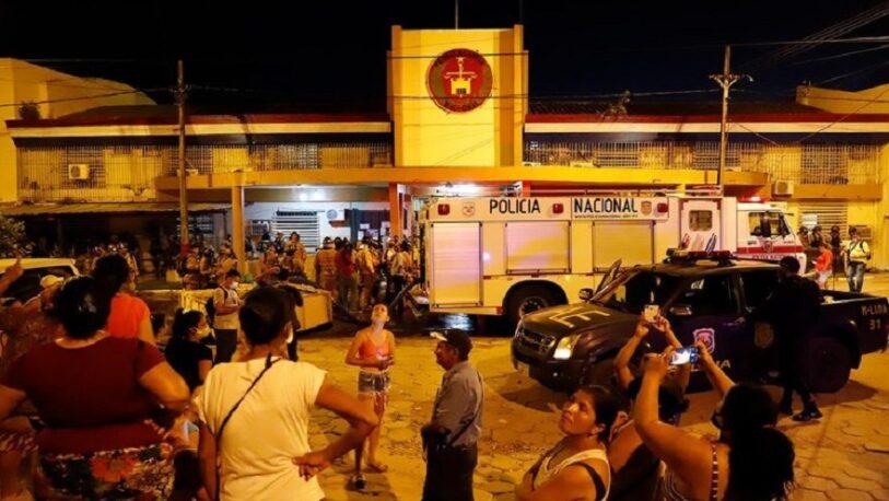 Paraguay: violento motín en el penal de Tacumbú dejó siete muertos