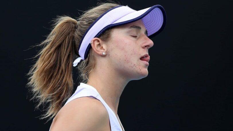 Por un caso de coronavirus, suspendieron la jornada y aislaron a 500 tenistas en Melbourne