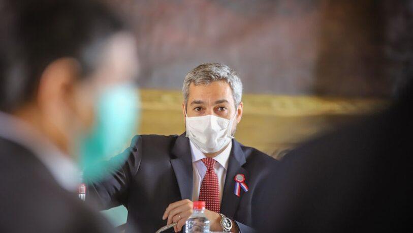 Paraguay: el parlamento rechazó el pedido de juicio político a Abdo Benítez