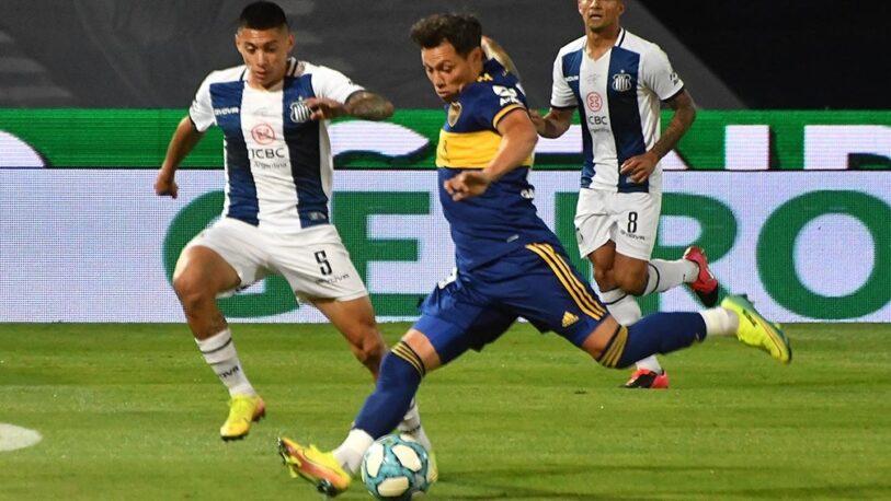 Boca recibe a Talleres de Córdoba en La Bombonera