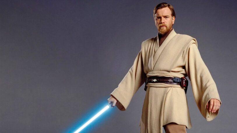 Ewan Mc Gregor vuelve a ponerse en la piel del Maestro Jedi