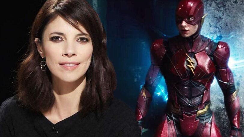 La actriz española Maribel Verdú será la madre de Flash
