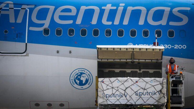 Investigan el envío a El Calafate de 60 dosis de Sputnik V fuera de protocolo