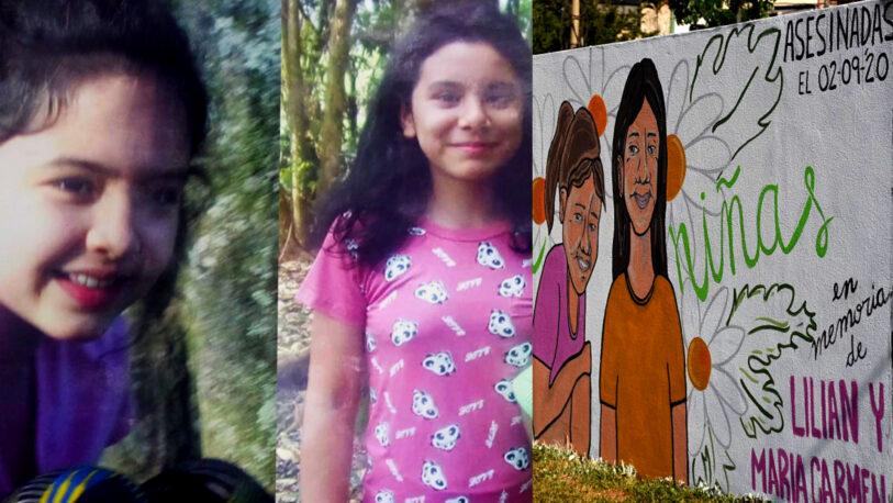 Pintaron un mural para Lilian y María del Carmen, a seis meses de su asesinato