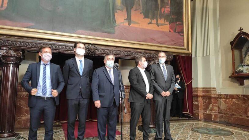 """JxC le piden que se anule el nuevo """"Protocolo de Recinto Protegido"""" en Diputados"""