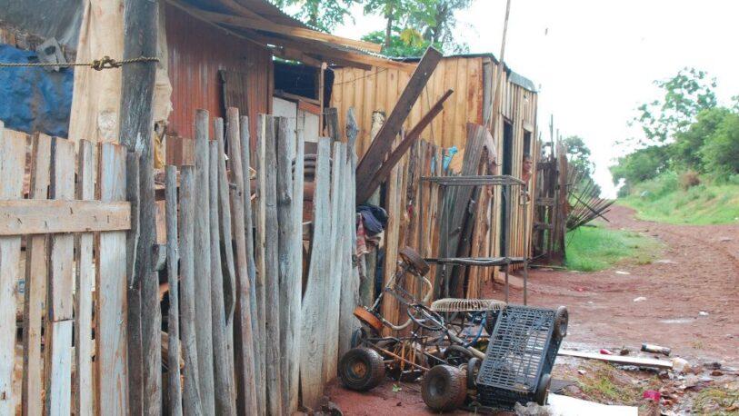Según el INDEC, hay 375 mil pobres en Posadas, de los cuales casi 25 mil son indigentes