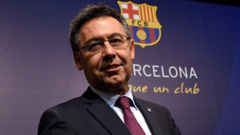 BarçaGate: Detuvieron a Jose Maria Bartomeu