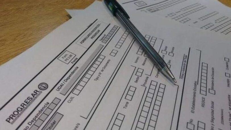 Becas Progresar: reabren la inscripción para estudiantes secundarios y universitarios