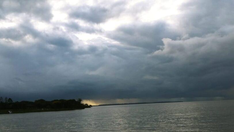 Tiempo: las lluvias están previstas para mañana