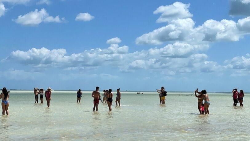 México se convirtió en el lugar favorito de los viajeros por falta de restricciones