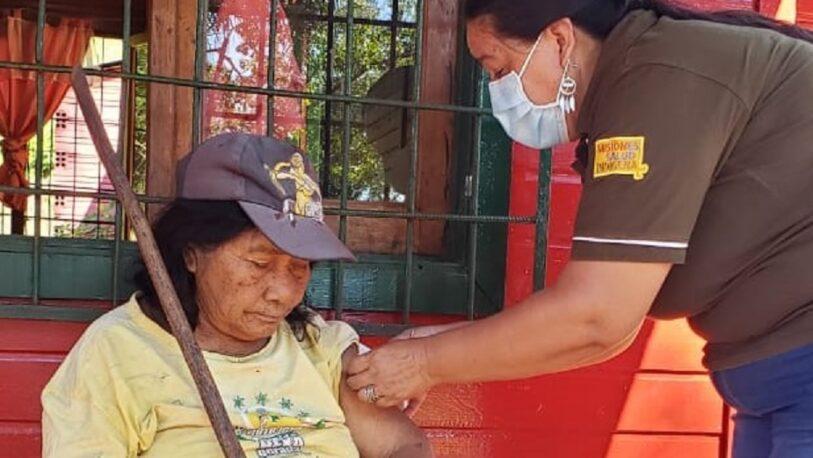 Buscan inmunizar a más de 11 mil personas de comunidades guaraníes