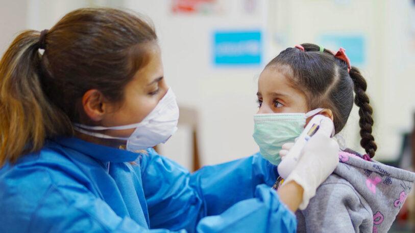 Coronavirus: la provincia superó los 23 mil casos