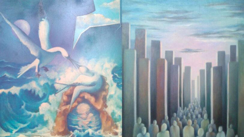 """Se inaugurará la muestra """"La Tía"""", de la artista Mariam Kolb"""