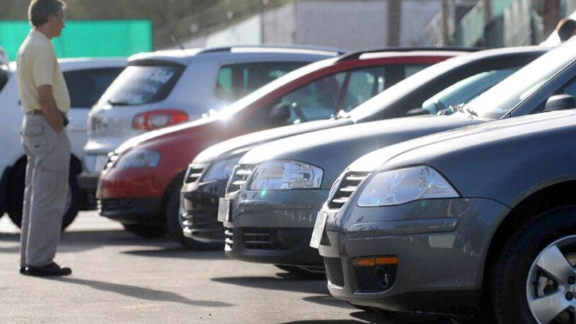 Caída del 15% en patentamientos y transferencias de vehículos