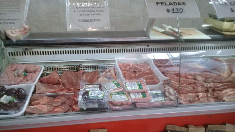 Carne: La caída del consumo se ubica en un piso histórico