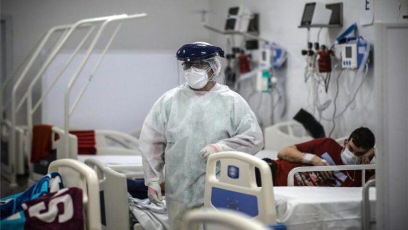 Coronavirus en Misiones: aumenta el numero de pacientes internados