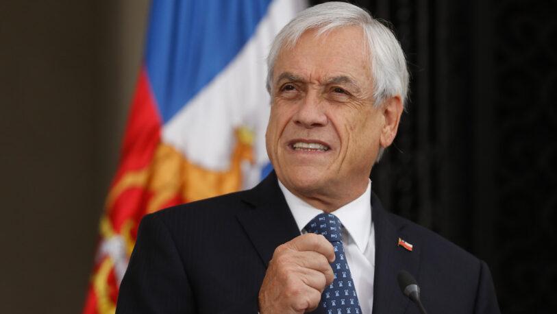 Piñera defendió la expansión de la plataforma continental chilena
