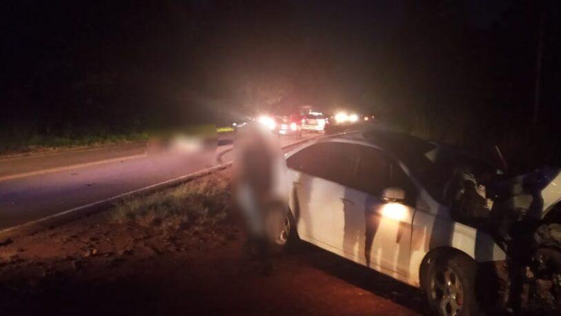 Fallecieron dos hermanos tras un choque en Panambí