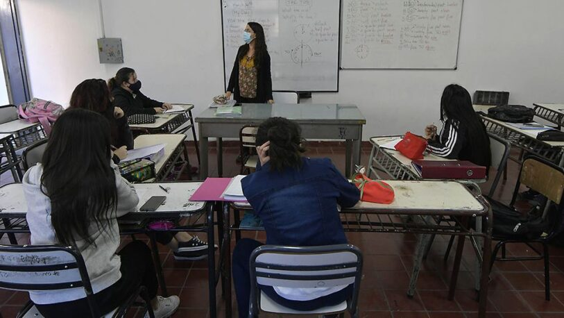 Secundarios de colegios privados no tendrán mesas de exámenes para previas