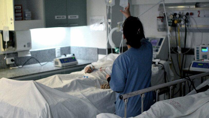 Covid: murieron 471 personas y hubo 15.883 nuevos casos en un día