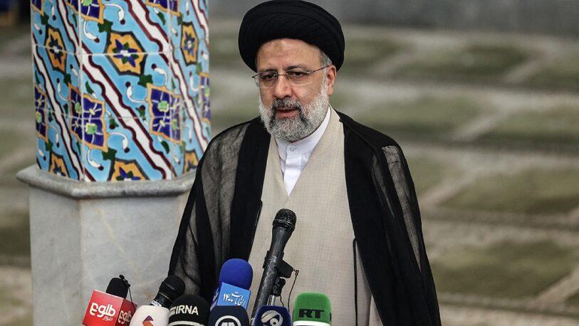 Ebrahim Raisi fue electo presidente de Irán