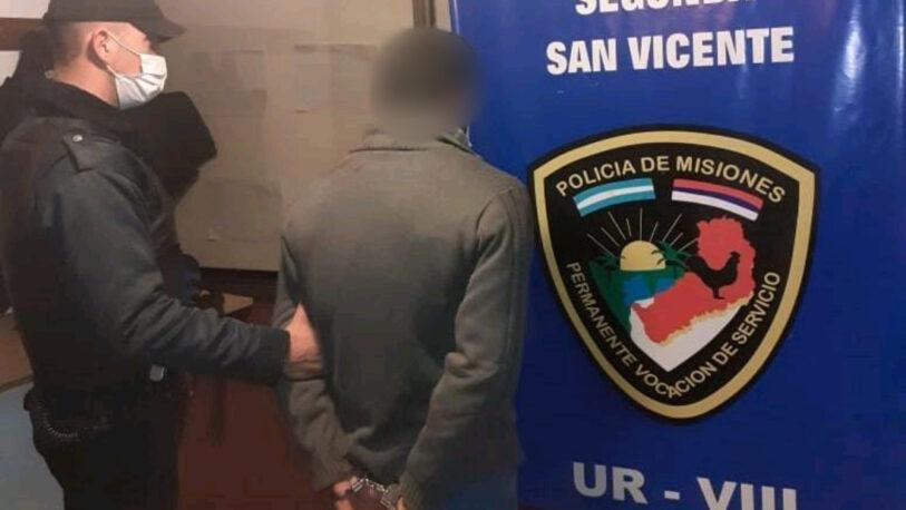 Atacó con un machete a su amigo y terminó detenido