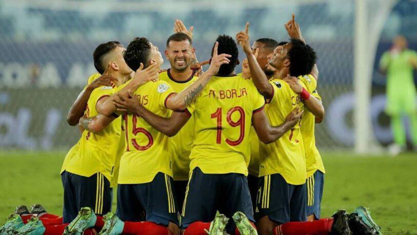 Copa América: Colombia le ganó 1-0 al Ecuador de Alfaro