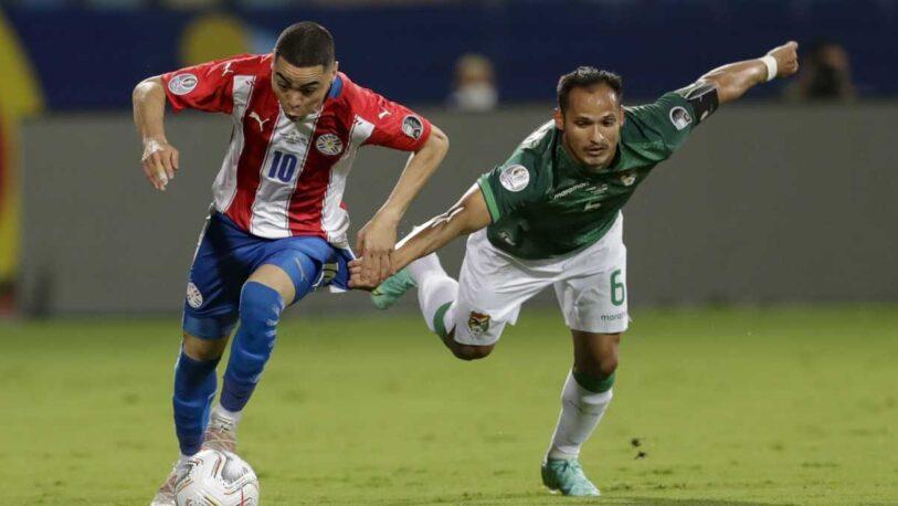 Copa América: Paraguay venció a Bolivia y es líder del grupo de Argentina