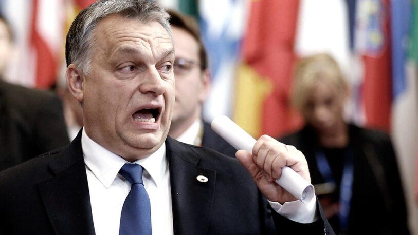 """Hungría prohíbe por ley la """"promoción"""" de la homosexualidad"""