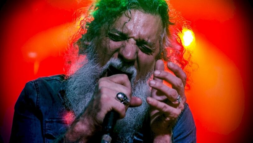 Falleció el rockero Pato Larralde, líder de Los Antiguos y Sauron
