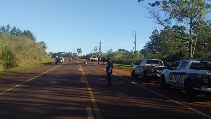 Oberá: otro motociclista herido en un choque