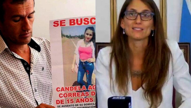 La Ministra Gómez Alcorta jamás se comunicó con el padre de Candela Correas de Melo