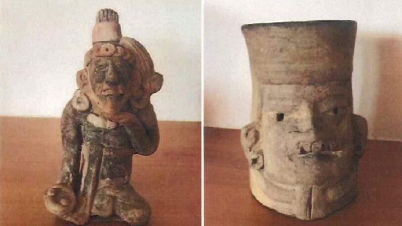 México recupera 34 piezas arqueológicas que estaban en Alemania