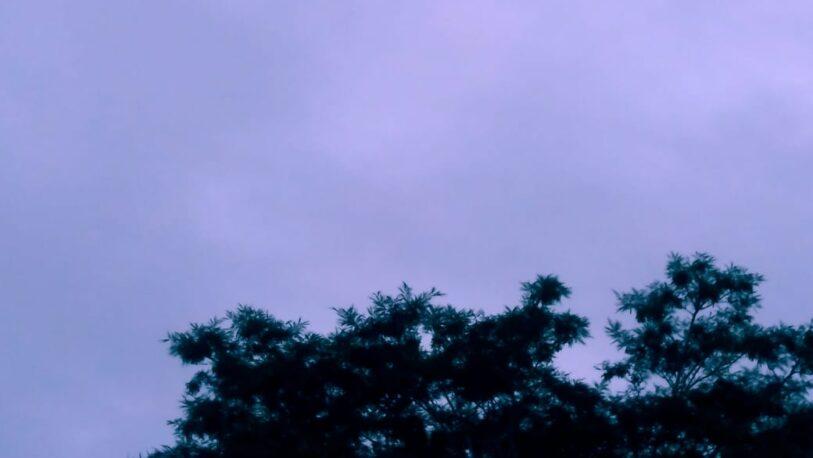 Tiempo: nubosidad variable y fresco