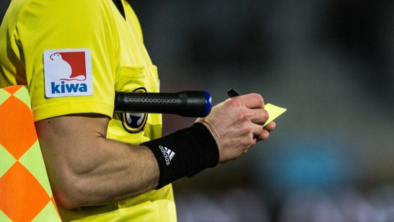 Brindarán curso de árbitro de fútbol en Posadas