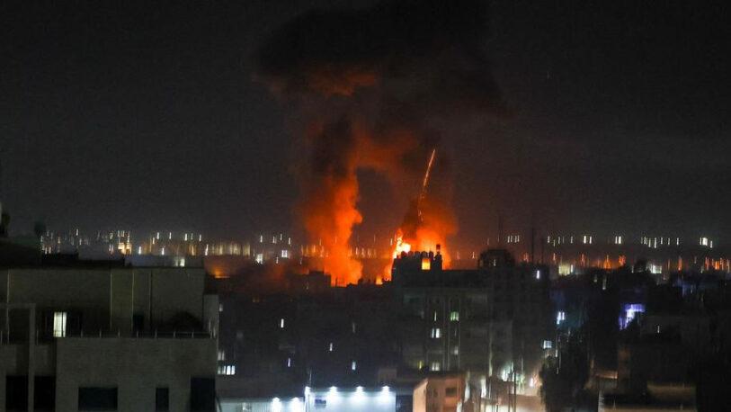 Nuevo intercambio de ataques entre Israel y Hamas