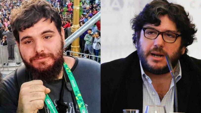 Conmoción por la muerte de Nicolás Avelluto, hijo del exministro de Cultura