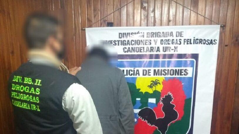 Capturaron a un prófugo buscado por la Interpol desde Brasil
