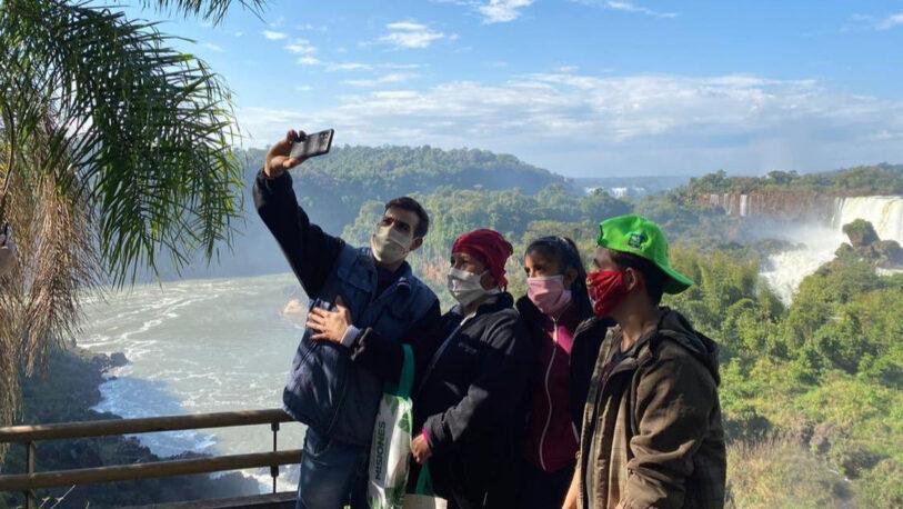 El Parque Iguazú volverá a recibir turistas los fines de semana